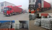 Exported to Peru project delivery