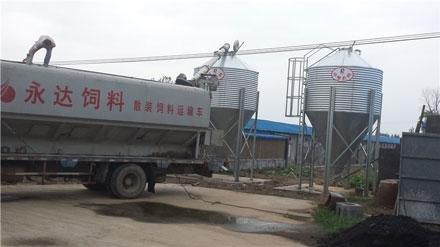 YONG DA Pig Farm Project 2