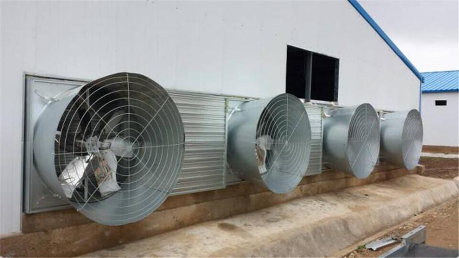 Ventilation and cooling system