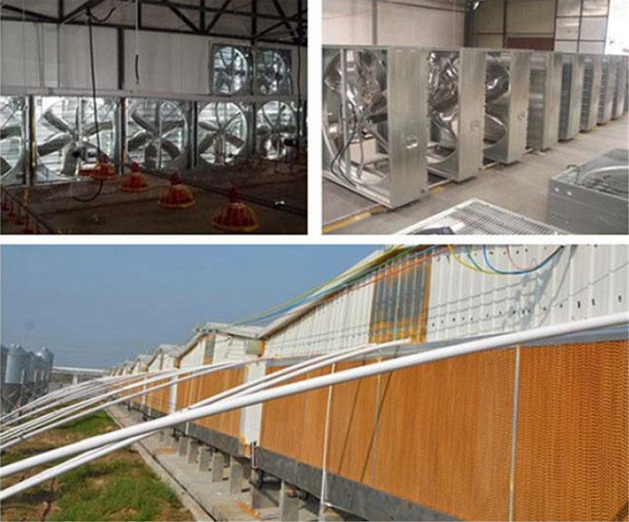 Environmental Control Ventilation System