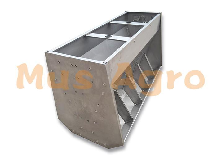 Dual side box feeder