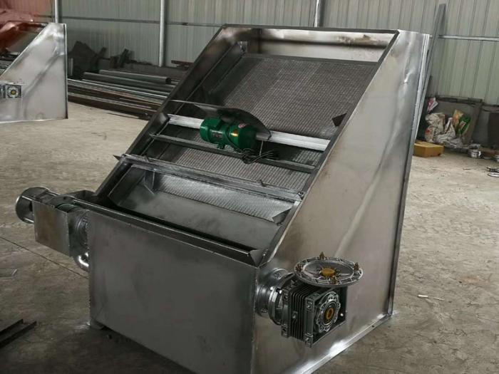 Manure dewater  machine