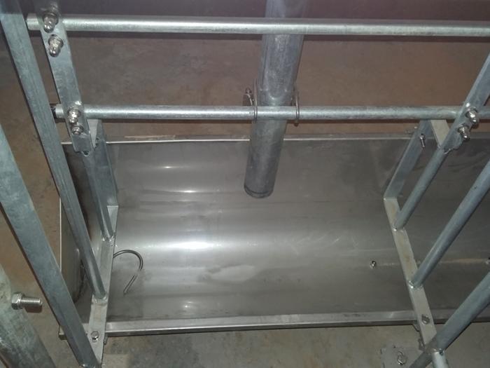 feeder trough